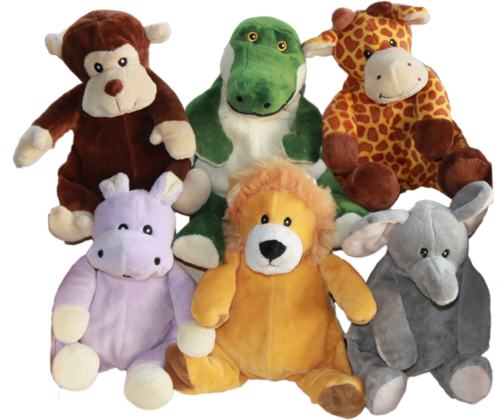 Warmies Beddy Bears Juniors