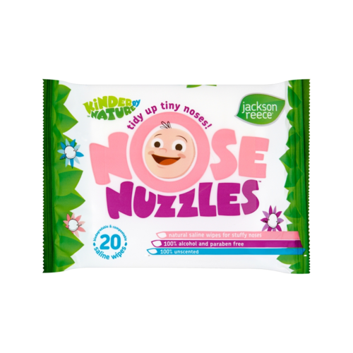 "Nasenputztücher KINDER BY NATURE ""Nose Nuzzles"" von Jackson Reece 1 Pack."